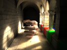 Interactive Indirect Illumination Using Voxel Cone Tracing: An Insight