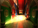 Interactive Indirect Illumination Using Voxel Cone Tracing