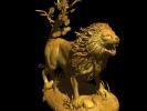 cudaGigaVoxel_Lion01